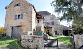 Vente - Maison Ancienne - figeac